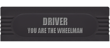 Driver - You are the Wheelman logo