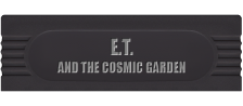 E.T. and the Cosmic Garden logo