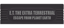 E.T. The Extra Terrestrial - Escape from Planet Earth logo