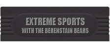 Extreme Sports with the Berenstain Bears logo