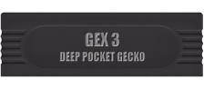 Gex 3 - Deep Pocket Gecko logo