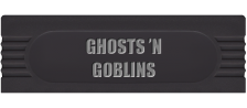 Ghosts'n Goblins logo