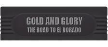 Gold and Glory - The Road to El Dorado logo