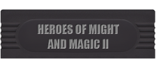 Heroes of Might and Magic II logo