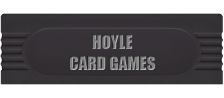 Hoyle Card Games logo