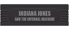 Indiana Jones and the Infernal Machine logo