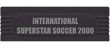 International Superstar Soccer 2000 logo
