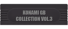 Konami GB Collection Vol.3 logo