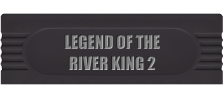 Legend of the River King 2 logo