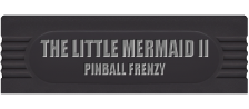 Little Mermaid II, The - Pinball Frenzy logo