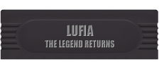 Lufia - The Legend Returns logo