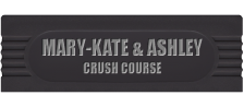 Mary-Kate and Ashley - Crush Course logo