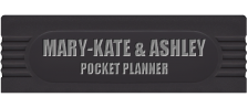 Mary-Kate and Ashley - Pocket Planner logo