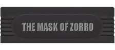 Mask of Zorro, The logo