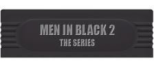 Men in Black 2 - The Series logo