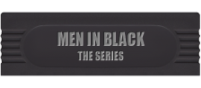 Men in Black - The Series logo