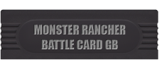 Monster Rancher Battle Card GB logo