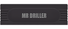 Mr. Driller logo
