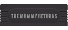 Mummy Returns, The logo