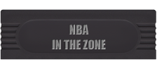 NBA In the Zone logo