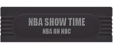 NBA Show Time - NBA on NBC logo