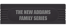 New Addams Family Series, The logo