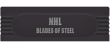 NHL Blades of Steel logo