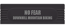 No Fear - Downhill Mountain Biking logo