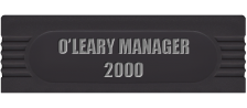 O'Leary Manager 2000 logo