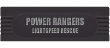 Power Rangers - Lightspeed Rescue logo