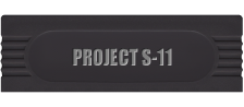Project S-11 logo
