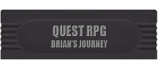 Quest RPG - Brian's Journey logo