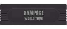 Rampage - World Tour logo