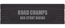 Road Champs - BXS Stunt Biking logo