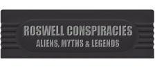 Roswell Conspiracies - Aliens, Myths & Legends logo