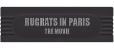 Rugrats in Paris - The Movie logo