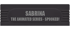 Sabrina - The Animated Series - Spooked! logo