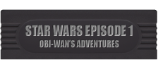 Star Wars Episode I - Obi-Wan's Adventures logo