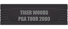 Tiger Woods PGA Tour 2000 logo