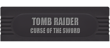Tomb Raider - Curse of the Sword logo