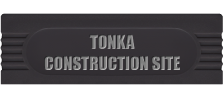 Tonka Construction Site logo