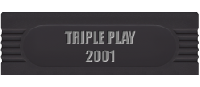 Triple Play 2001 logo
