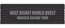 Walt Disney World Quest - Magical Racing Tour logo