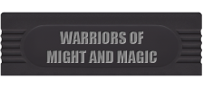 Warriors of Might and Magic logo