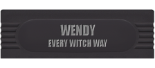 Wendy - Every Witch Way logo