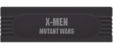 X-Men - Mutant Wars logo