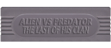 Alien vs Predator - The Last of His Clan logo