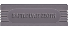 Battle Unit Zeoth logo