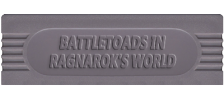 Battletoads in Ragnarok's World logo