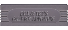 Bill & Ted's Excellent Game Boy Adventure logo